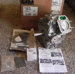 Kohler Vertical Short Block - Part No. 24 522 351