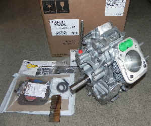 Kohler Horizontal Short Block - Part No. 24 522 354
