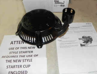 Kohler Recoil Starter Part No 24 165 02-S FKA 12 165 03-S