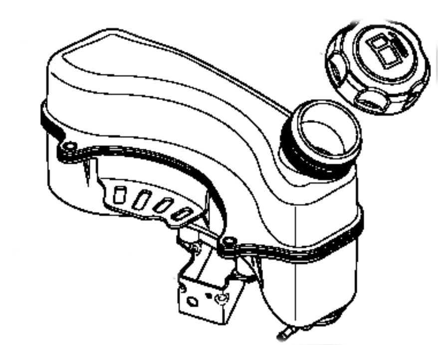 Kohler Fuel Tank Part No. 14 065 08-S