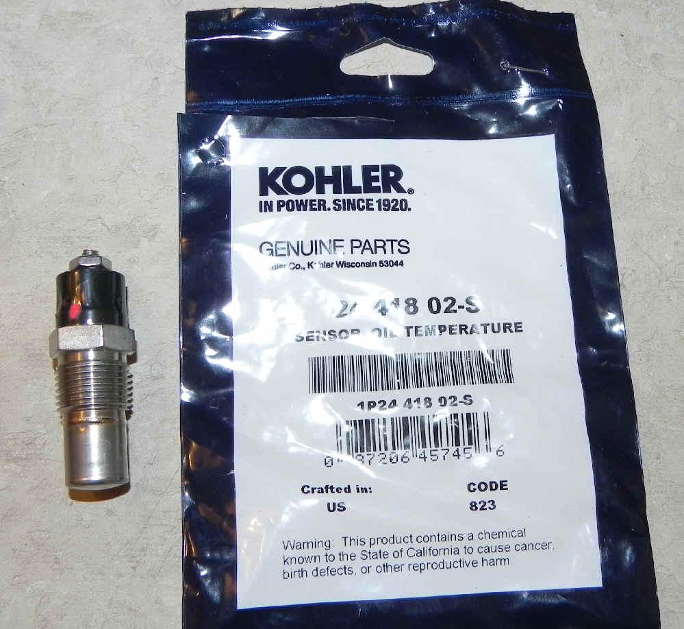 Kohler Oil Temperature Sensor 24 418 02-S