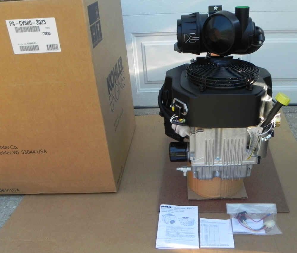 Kohler CV682-3013 23 HP TORO EXMARK