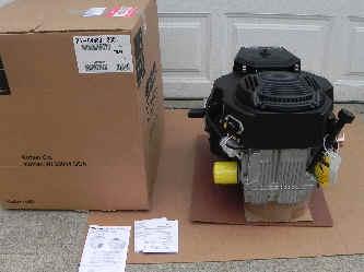 Kohler CV680-3051 Command Series OHV Twin Cylinder