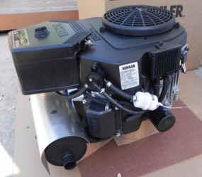 Kohler CV730-3111 23.5 HP Magic Circle