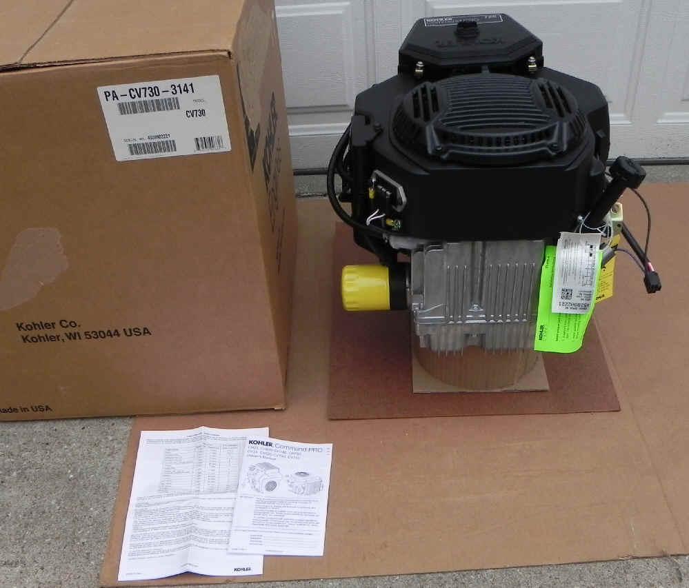 Kohler CV730-3141 23.5 HP GREAT DANE
