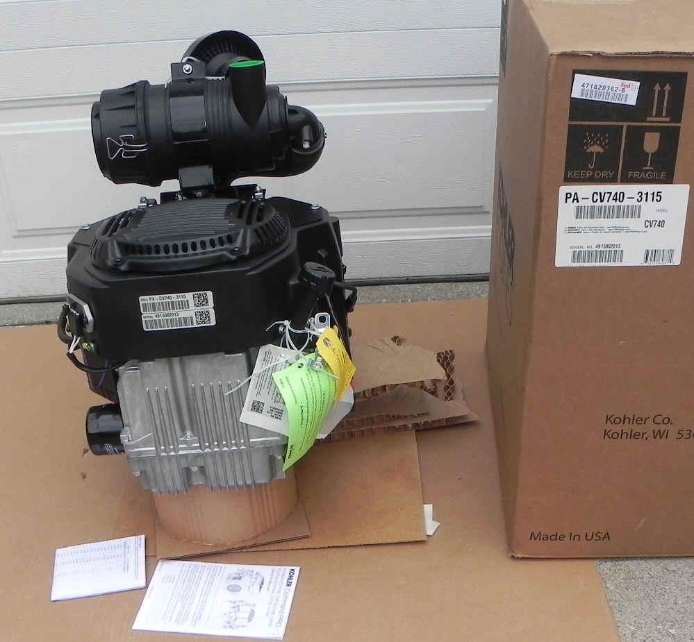 Kohler CV740-3115 25 HP EXMARK - G11 - ZTR