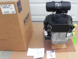 Kohler CV742-3022 FKA CV740-3124 25 HP SCAG  -  WILDCAT -COMMERCIAL MOWER