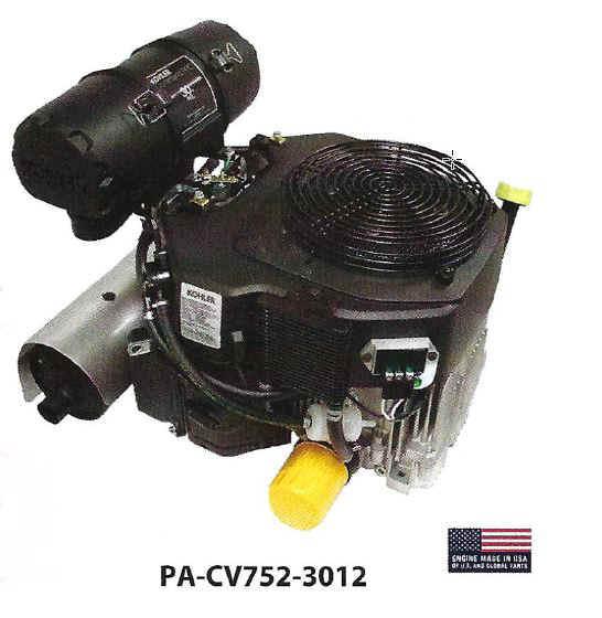 Kohler CV752-3012 27 HP Bad Boy