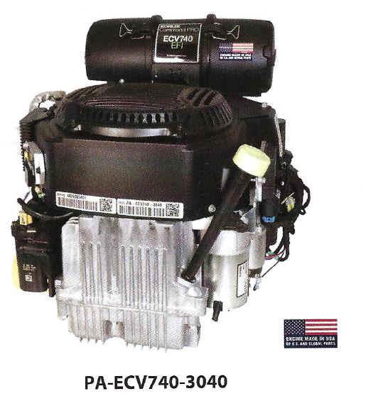 Kohler ECV740-3040 25 HP Command Pro EFI for Exmark
