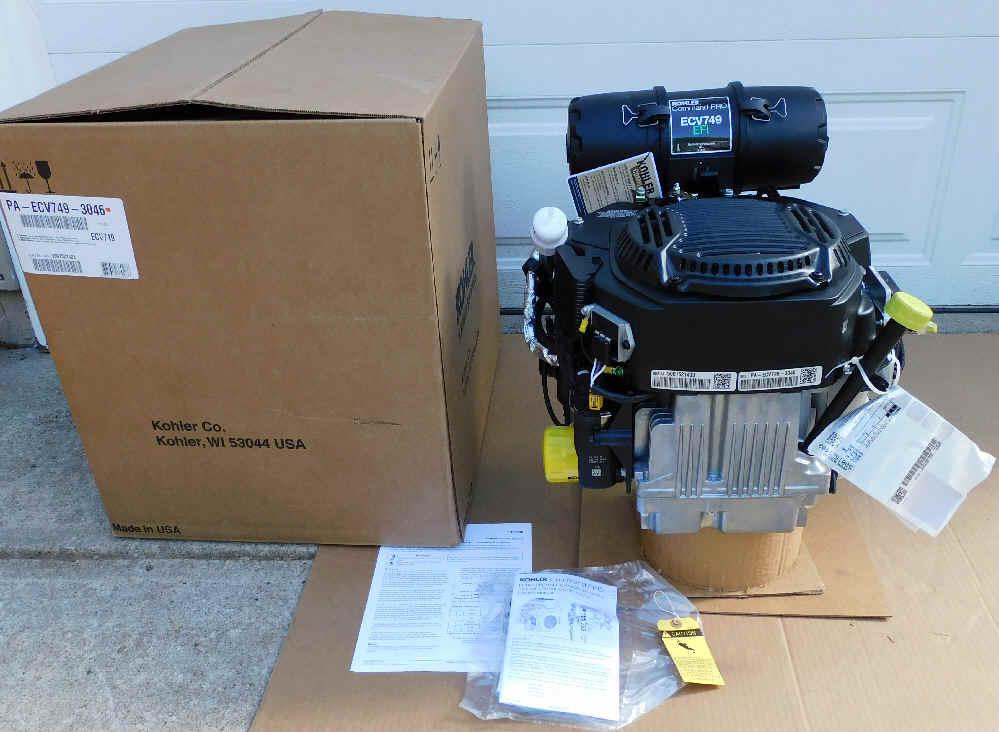 Kohler ECV749-3046 26.5 HP Command Pro EFI for Exmark