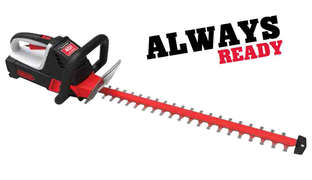 Oregon 40V Hedge Trimmer 558812 With Endurance Battery Pack