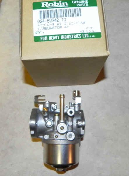 Robin Carburetor Part No. 224-62342-10