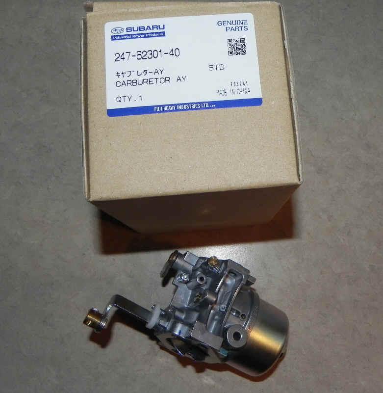 Robin Carburetor Part No. 247-62301-40
