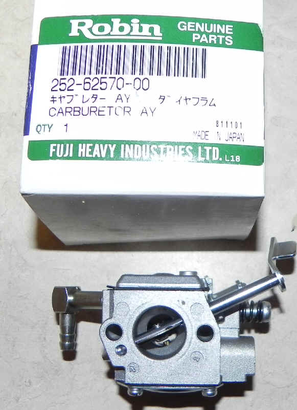 Robin Carburetor Part No. 252-62570-00