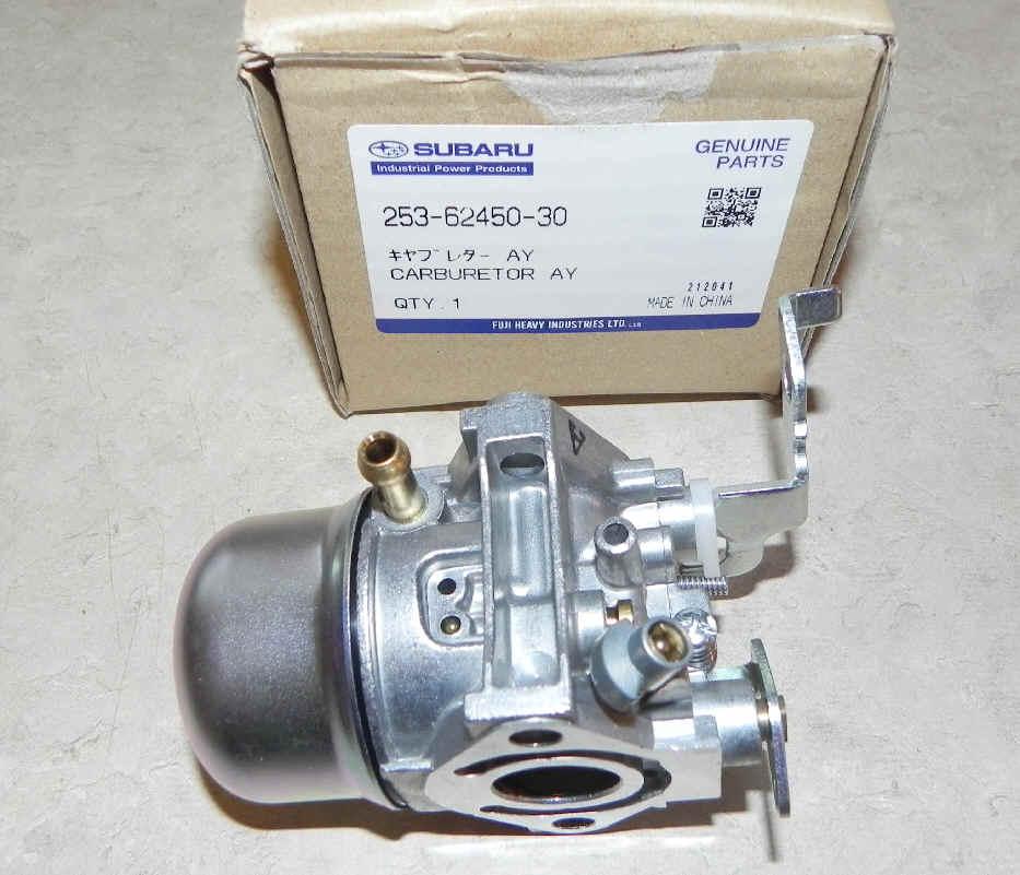 Robin Carburetor Part No. 253-62450-30