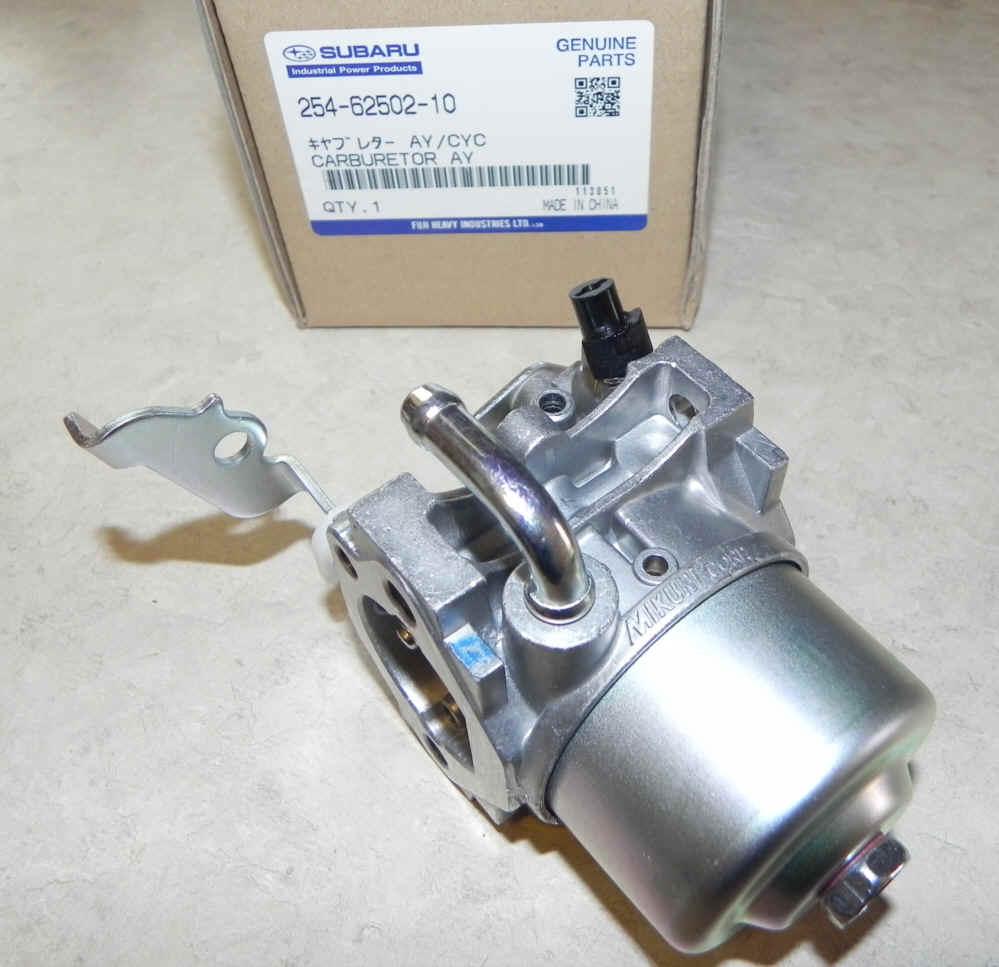 Robin Carburetor Part No. 254-62502-10