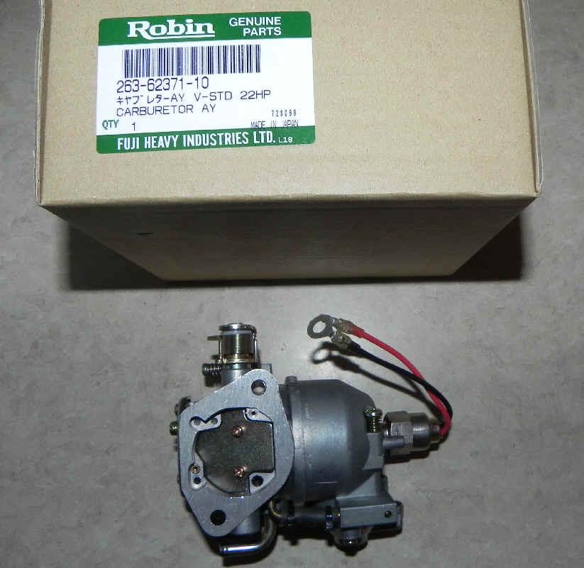 Robin Carburetor Part No. 263-62371-10