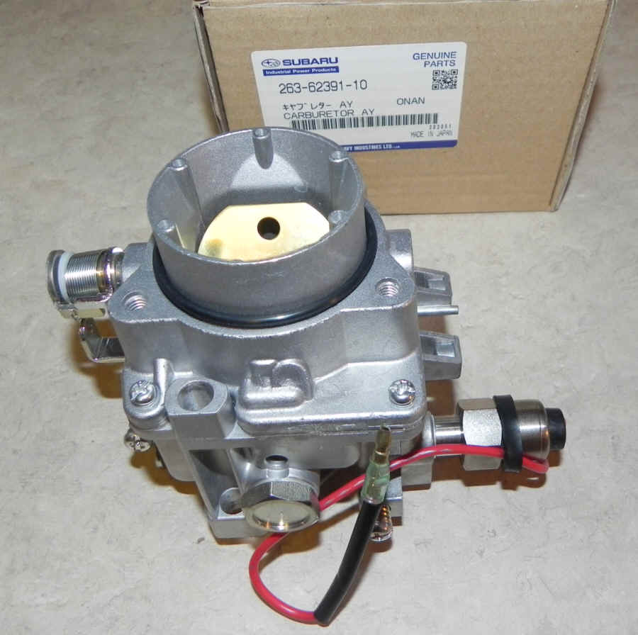 Robin Carburetor Part No. 263-62391-10