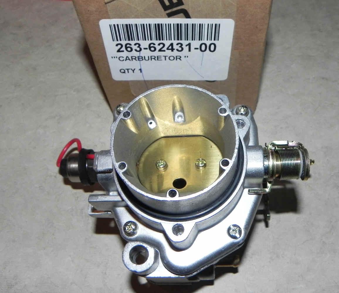 Robin Carburetor Part No. 263-62431-00