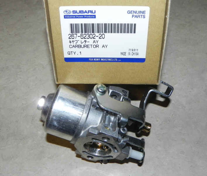 Robin Carburetor Part No. 267-62302-30