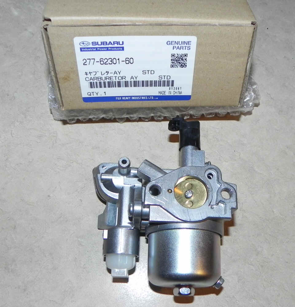 Robin Carburetor Part No. 277-62301-50