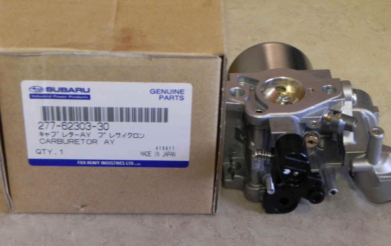 Robin Carburetor Part No. 277-62303-40