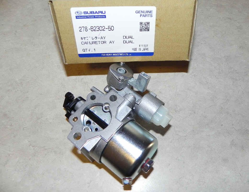 Robin Carburetor Part No. 278-62302-50