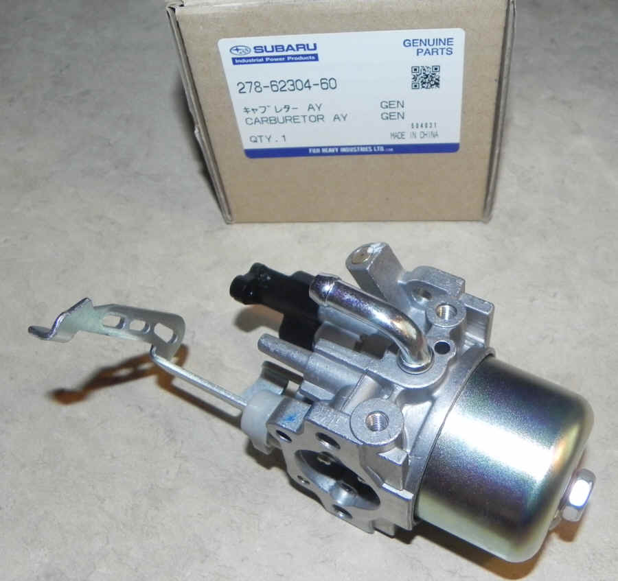 Robin Carburetor Part No. 278-62304-60