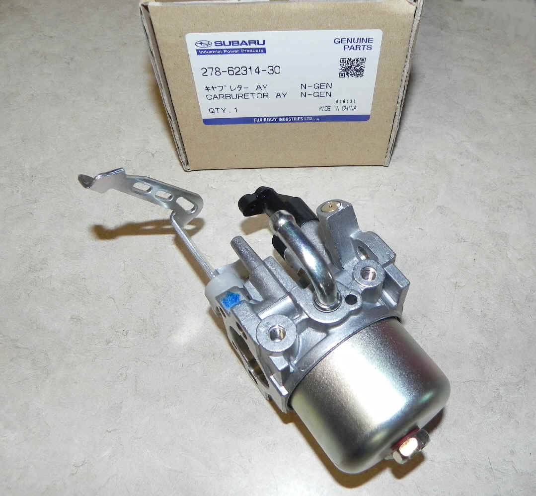 Robin Carburetor Part No. 278-62314-30
