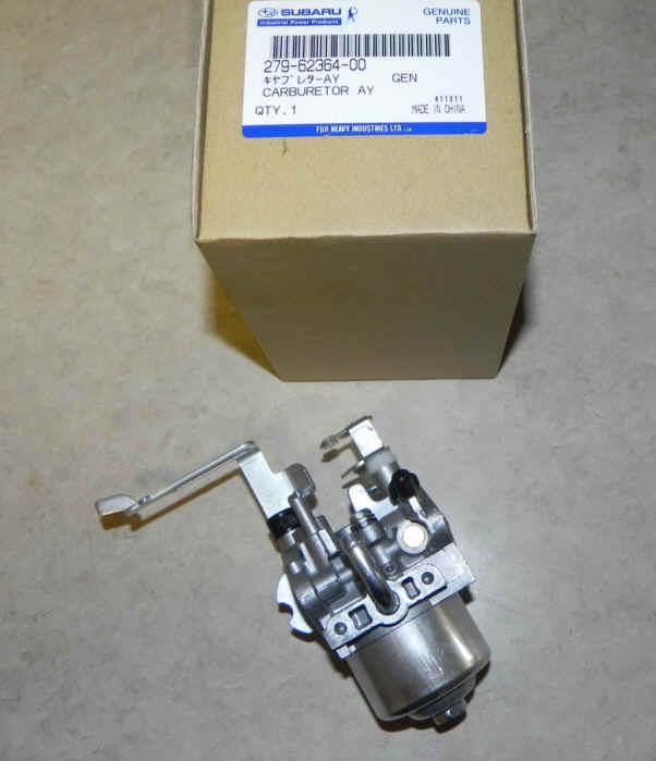 Robin Carburetor Part No. 279-62364-20