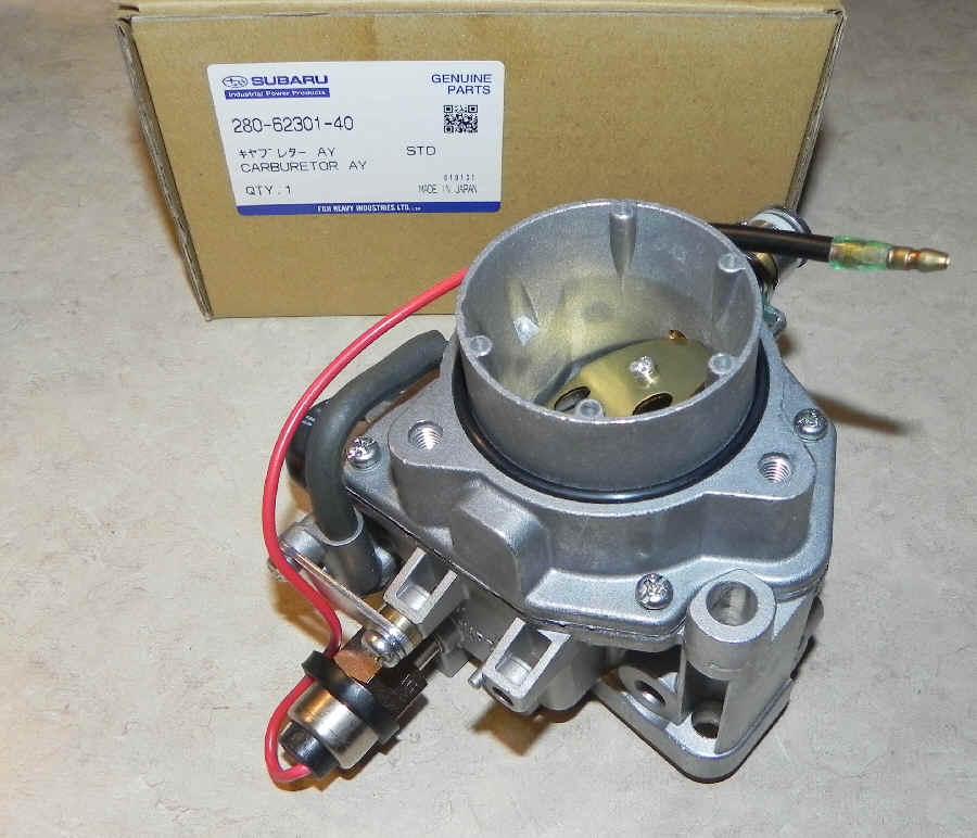 Robin Carburetor Part No. 280-62301-40
