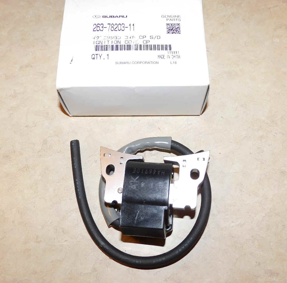 ROBIN SUBARU 263-78203-01//263-78203-11 IGNITION COIL OEM FITS EH650D ENGINES