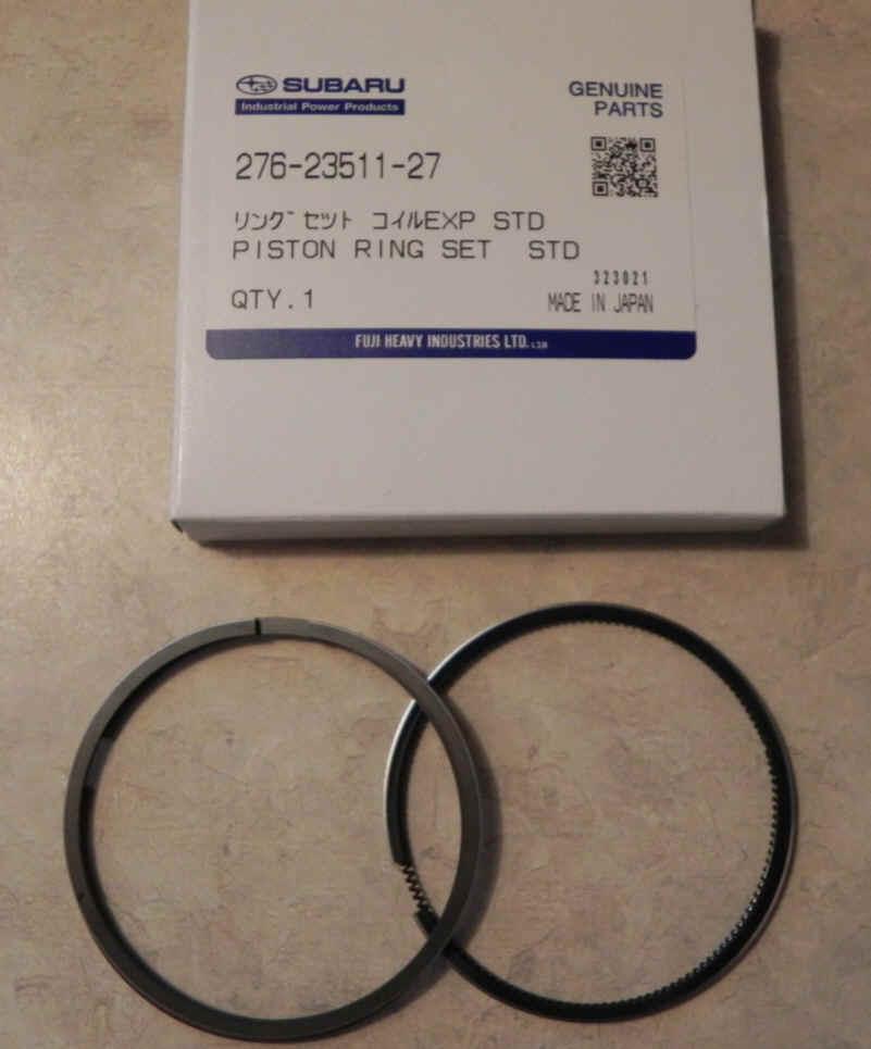 Robin Piston Rings Part No. 276-23511-27