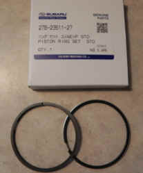 Robin Piston Rings Part No. 276-23511-27