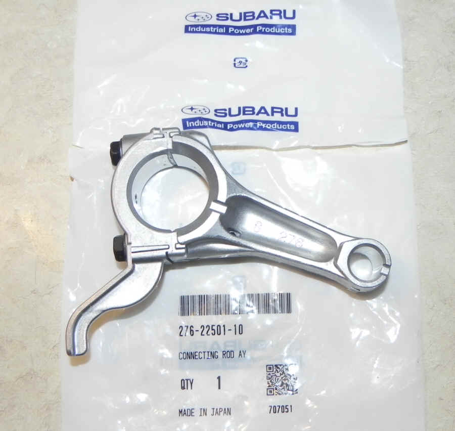Robin Connecting Rod Part No. 276-22501-10
