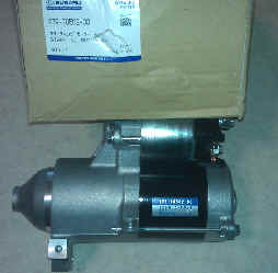 Robin Electric Starter Part No. 279-70502-00
