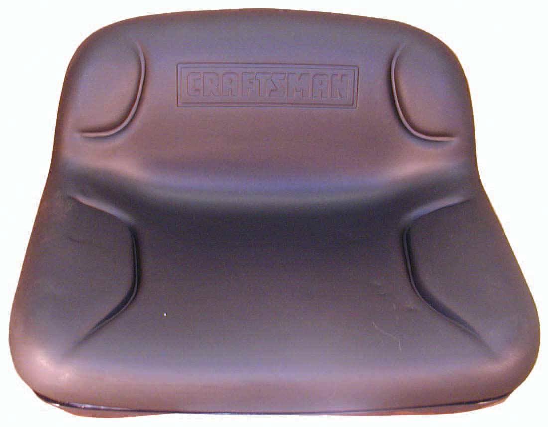 Sears Craftsman - Black Seat TS33-19620