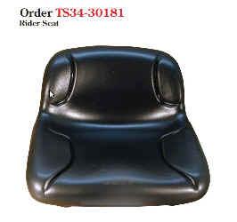 Black Seat TS34-30181
