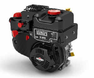 Briggs & Stratton Snow Engine 13A136-0015-F1