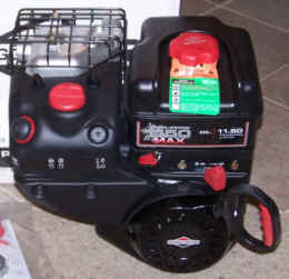 Briggs & Stratton Snow Engine 15C104-3022