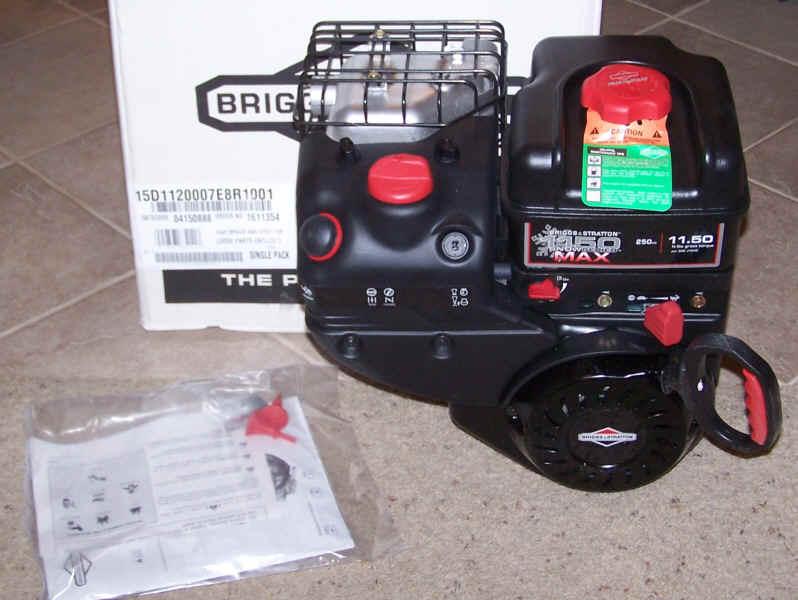 Briggs & Stratton Snow Engine 15C107-0019-F8