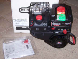 Briggs & Stratton Snow Engine 15C112-3007