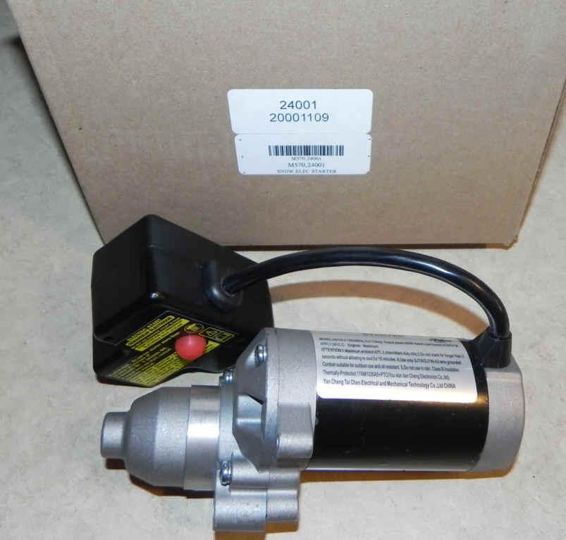 LCT Electric Starter Model 24001 nka 24002