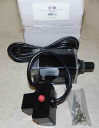 Tecumseh Electric Starter Model 33-738 - subs for 33329E