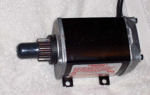 Tecumseh Electric Starter Model 33328D
