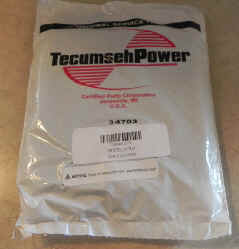 Tecumseh Air Filter Part Number 34703