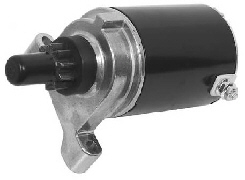 Tecumseh Electric Starter Part No. 37425 and 2 of 651071