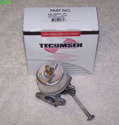 Tecumseh Carburetor Part No.  632213