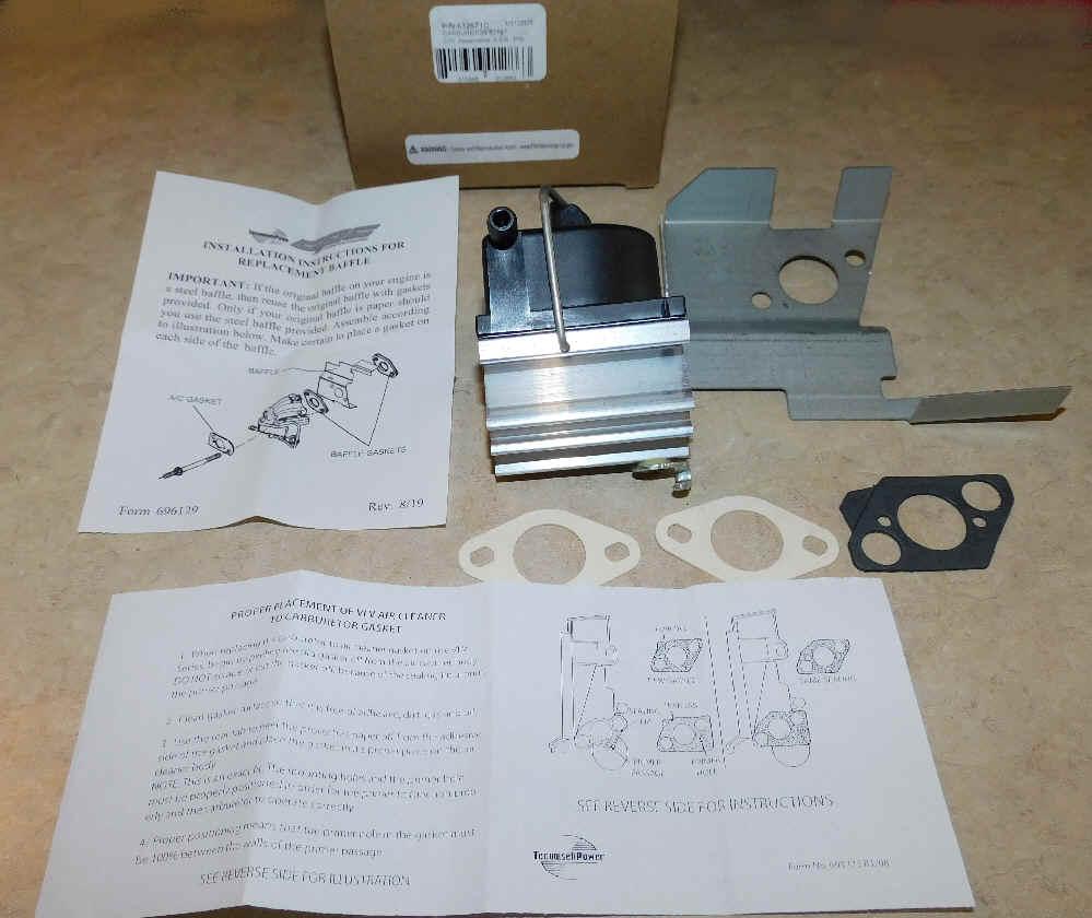Tecumseh Carburetor Part No.  632671C