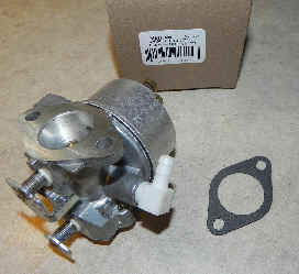Tecumseh Carburetor Part No.  632572 AKA 632690